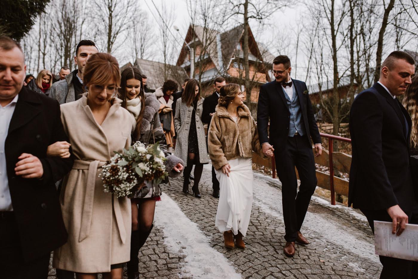 Ślub w górach – Marta i Hubert 64