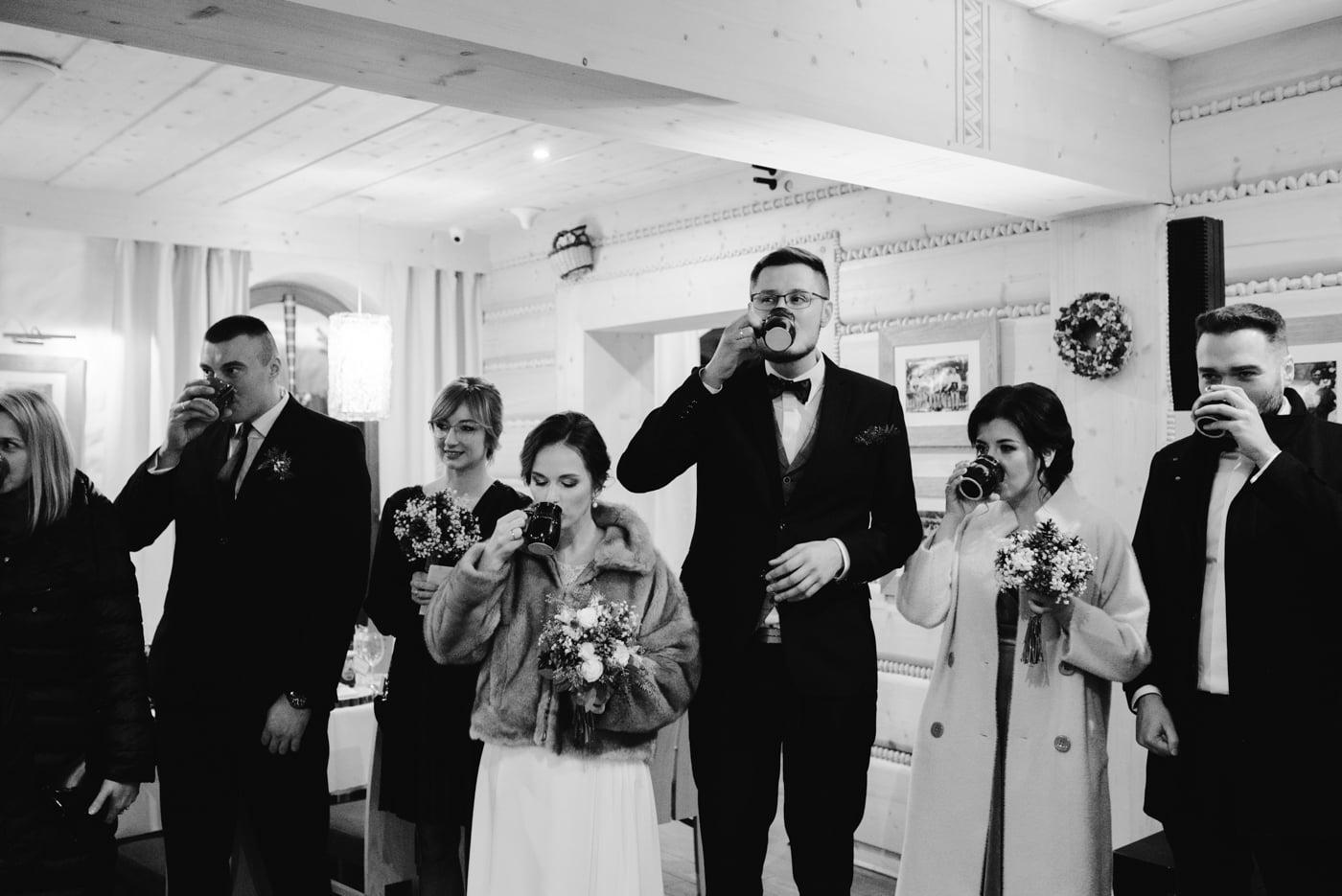 Ślub w górach – Marta i Hubert 69