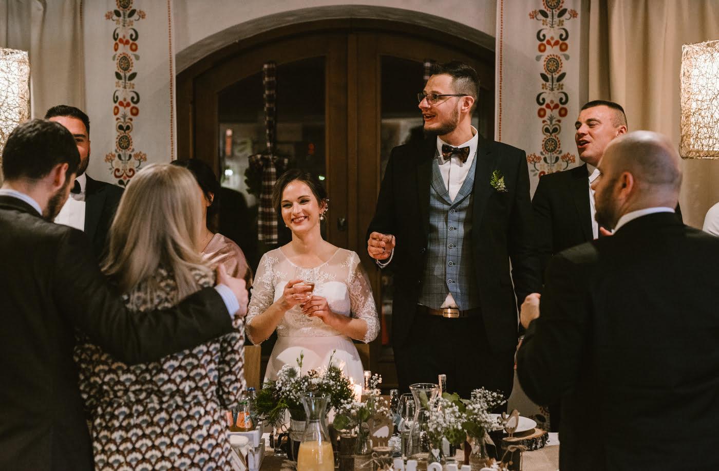 Ślub w górach – Marta i Hubert 75