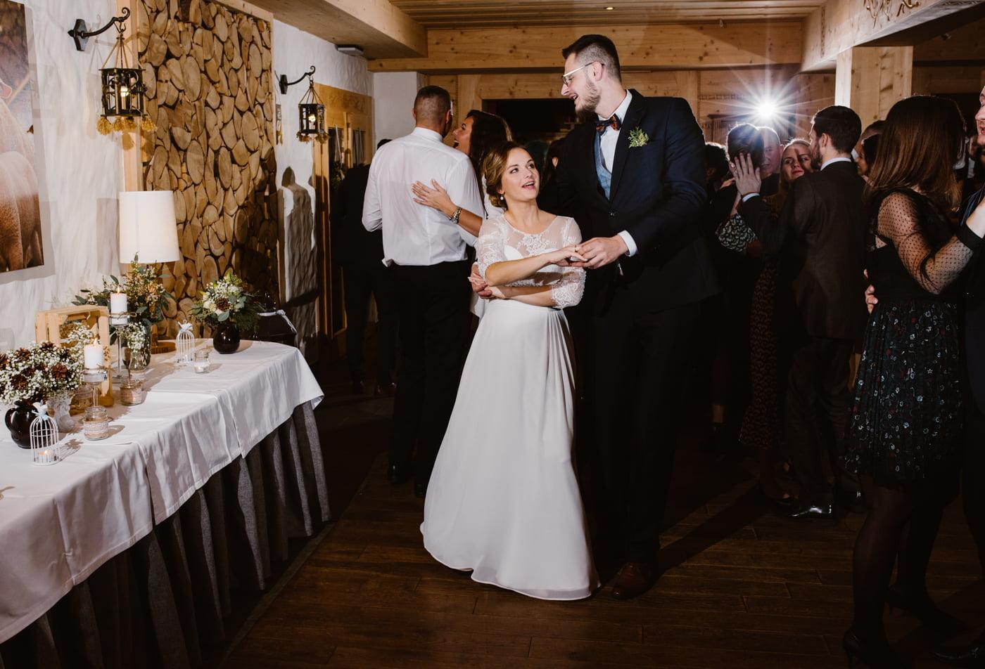 Ślub w górach – Marta i Hubert 79