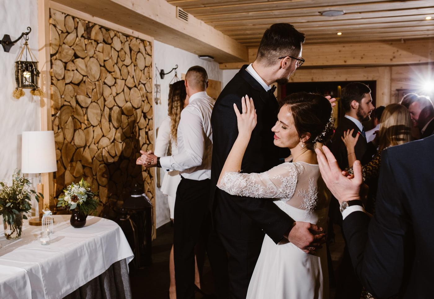 Ślub w górach – Marta i Hubert 80