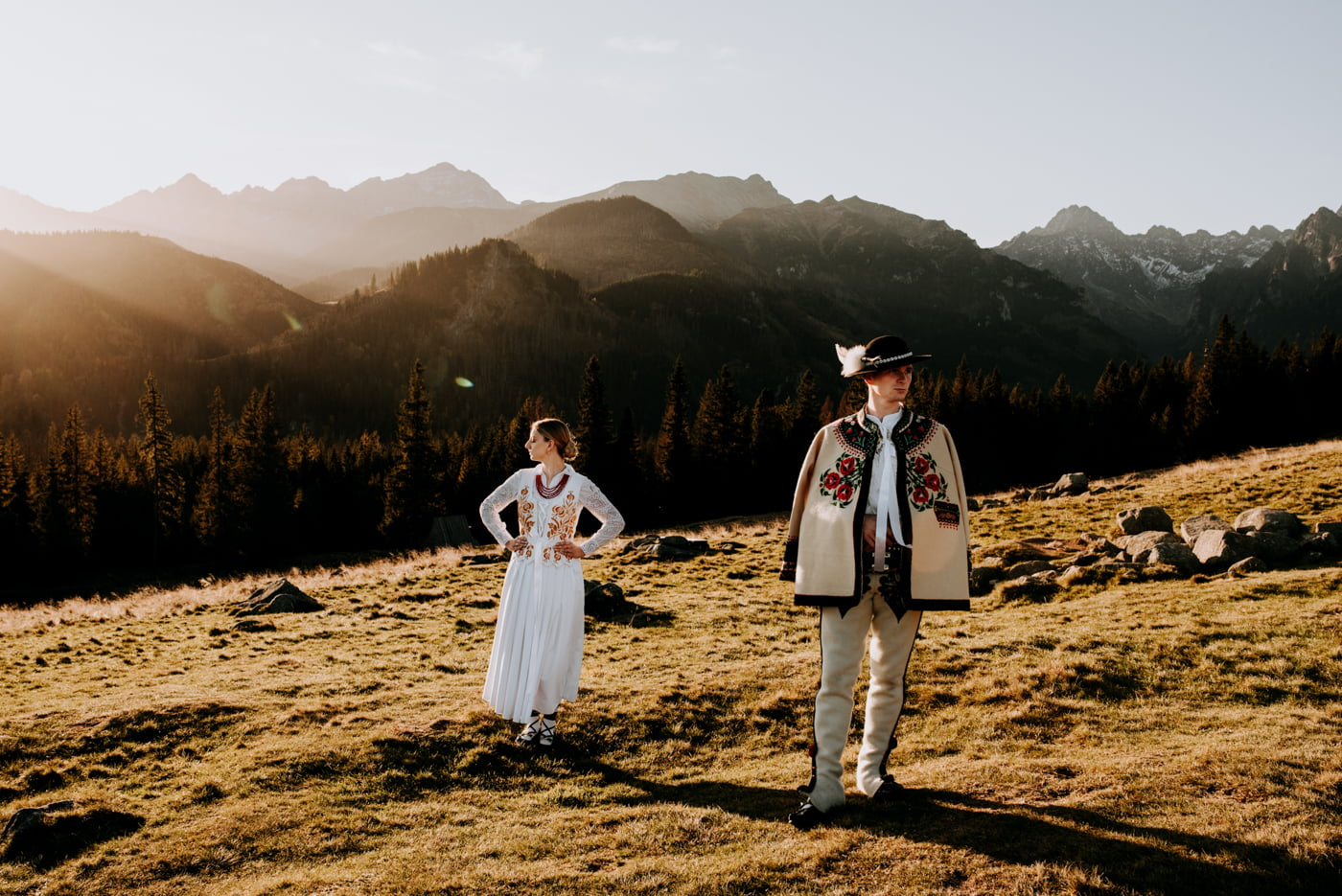 Sesja ślubna w Tatrach - Tradycyjnie 18