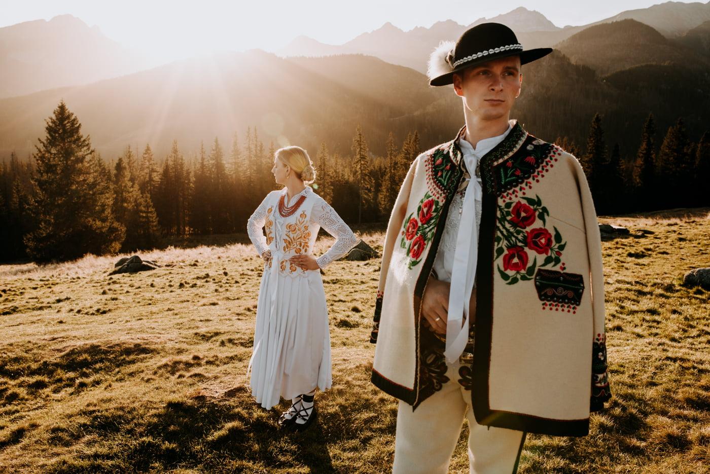 Sesja ślubna w Tatrach - Tradycyjnie 21