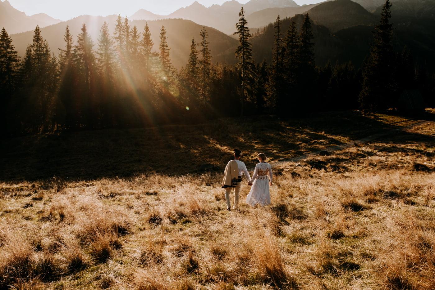 Sesja ślubna w Tatrach - Tradycyjnie 24