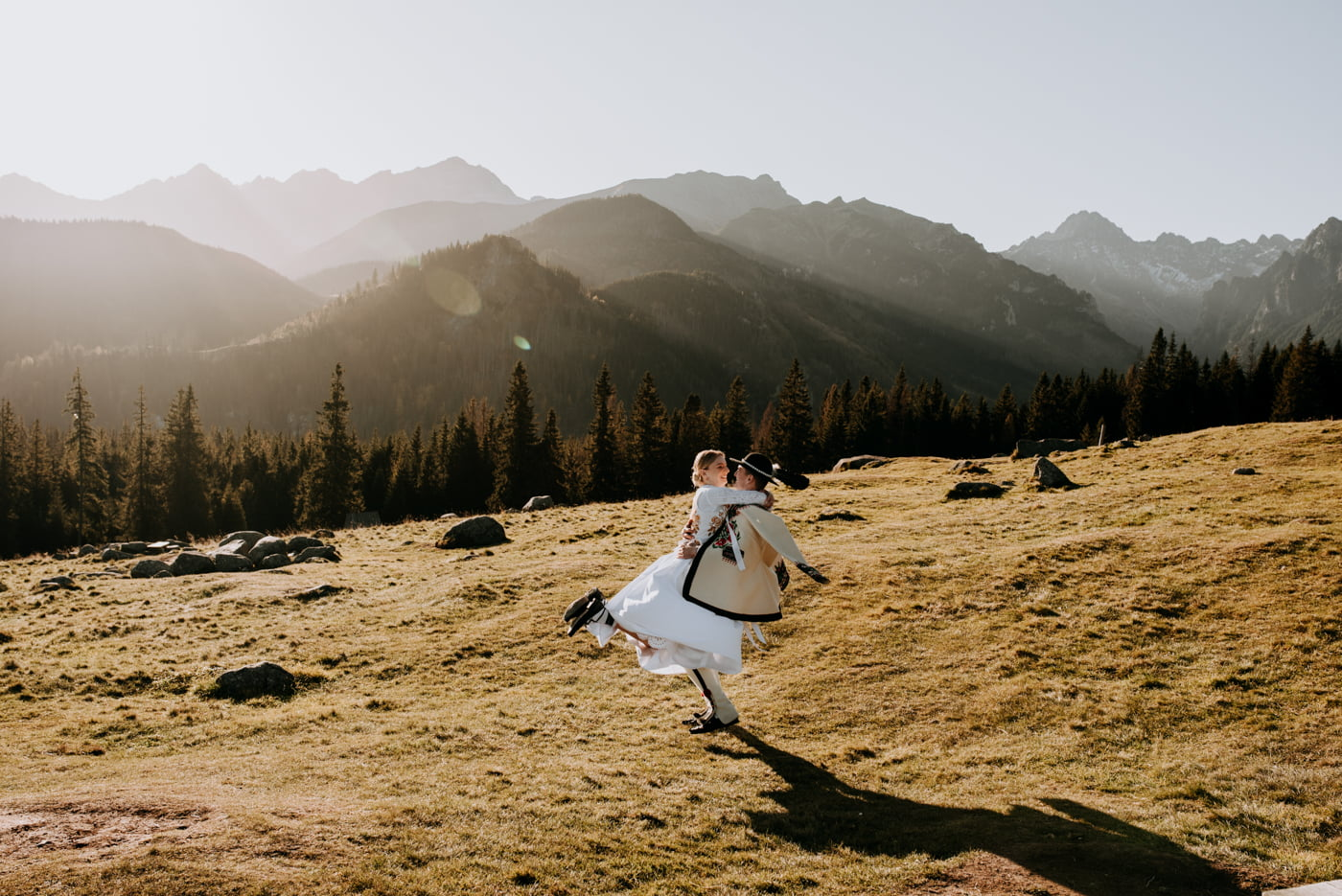 Sesja ślubna w Tatrach - Tradycyjnie 28