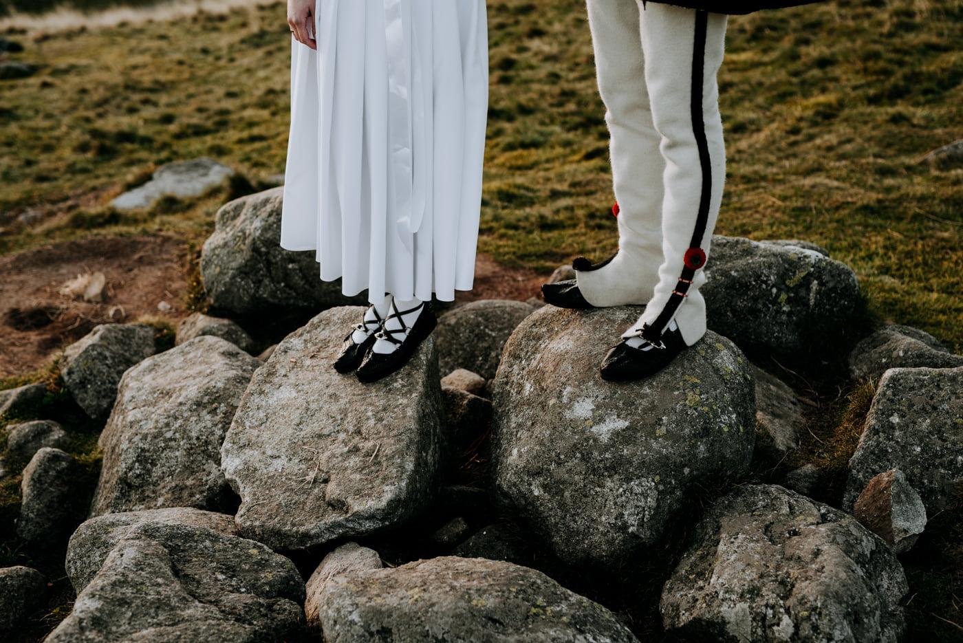 Sesja ślubna w Tatrach - Tradycyjnie 6