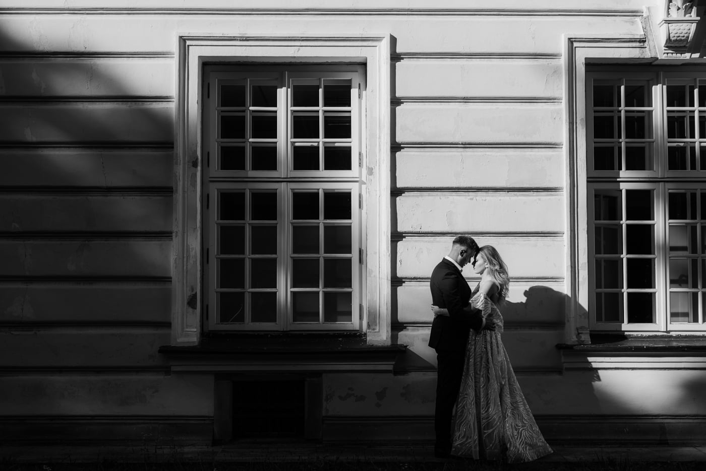 Sesja w pałacu Radziwiłłów- Katarzyna i Amadeusz 3