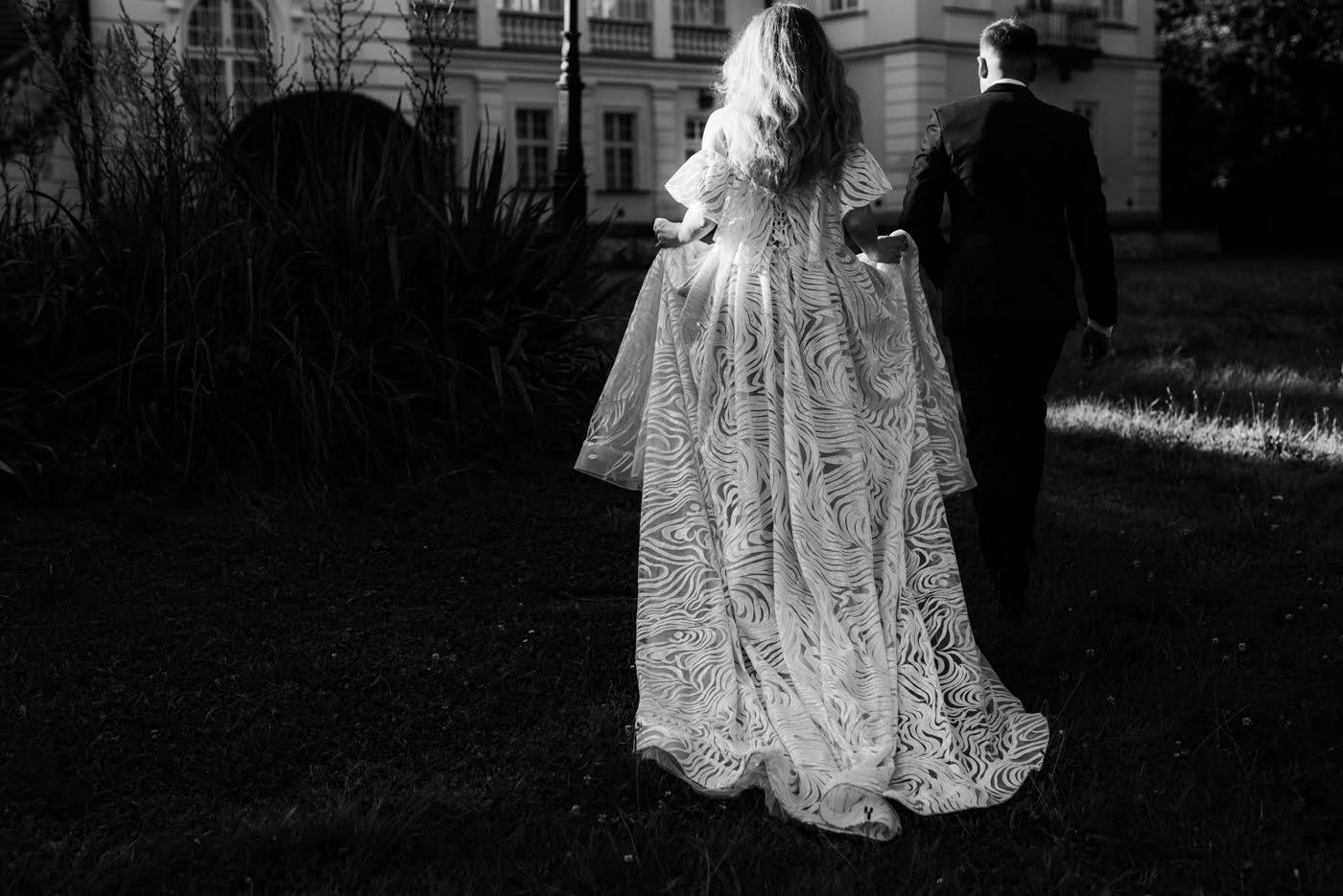 Sesja w pałacu Radziwiłłów- Katarzyna i Amadeusz 14