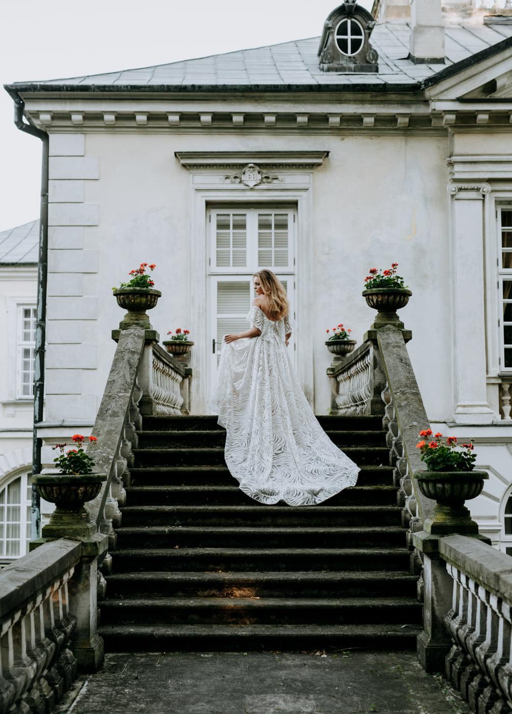Sesja w pałacu Radziwiłłów- Katarzyna i Amadeusz 28