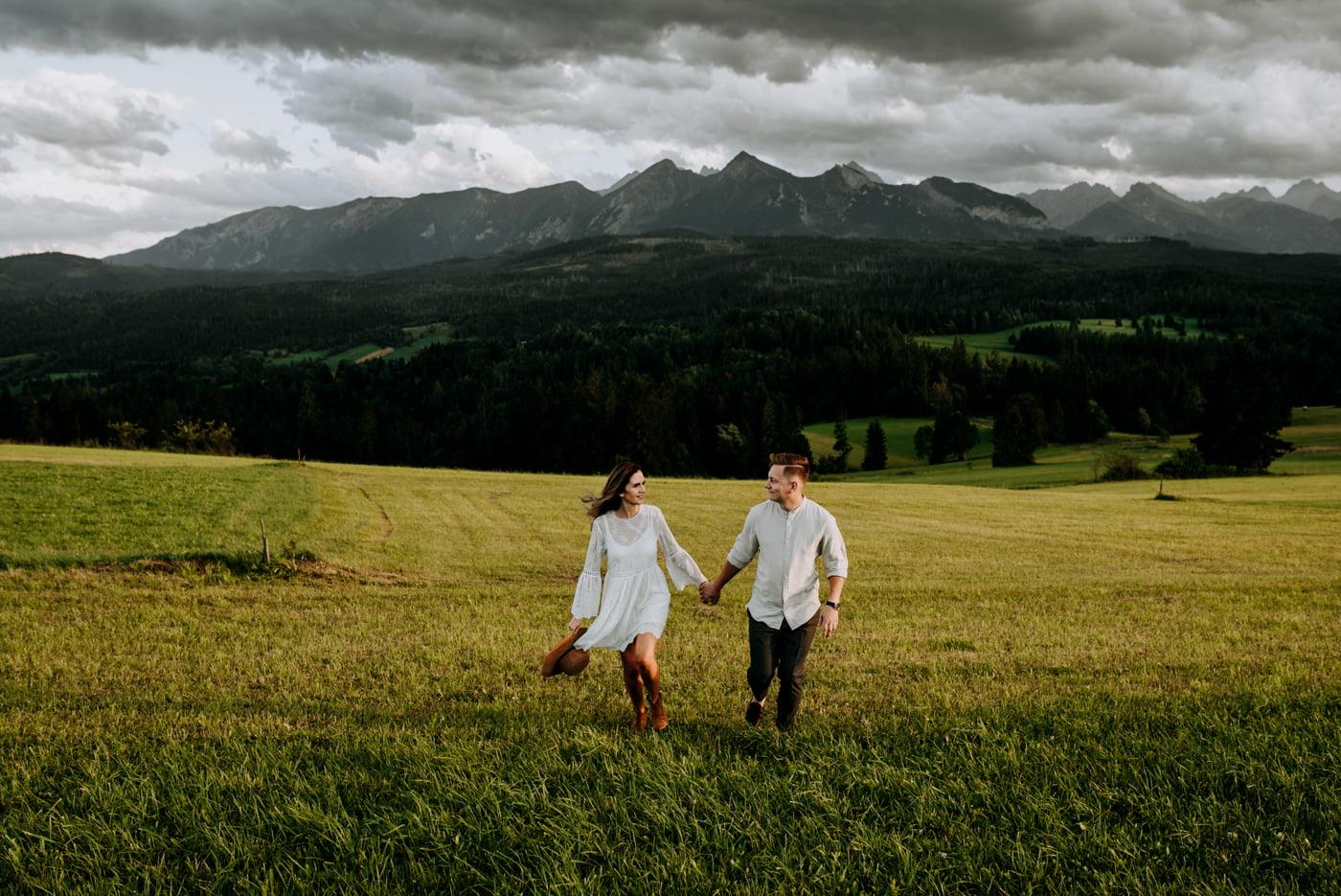 Sesja narzeczeńska w górach- Paulina i Filip 23