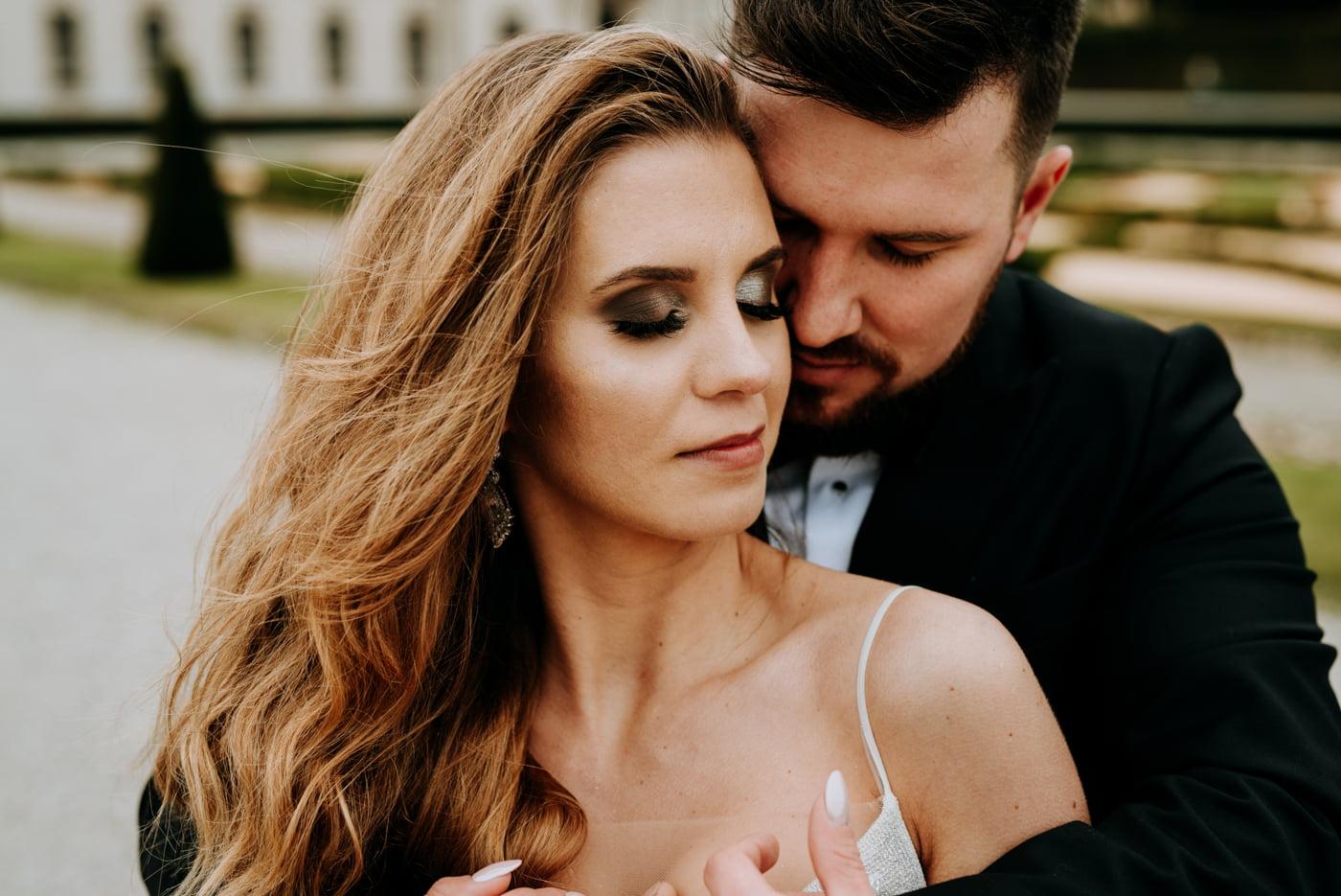 Sesja Ślubna w Wiedniu - Ania i Tomek 18