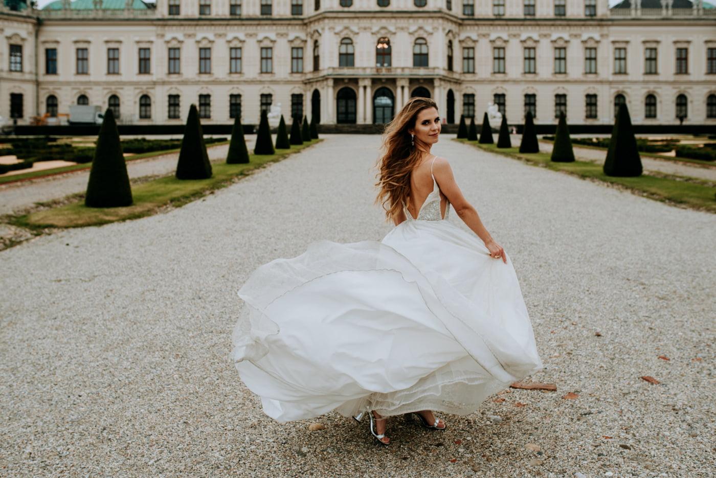 Sesja Ślubna w Wiedniu - Ania i Tomek 20