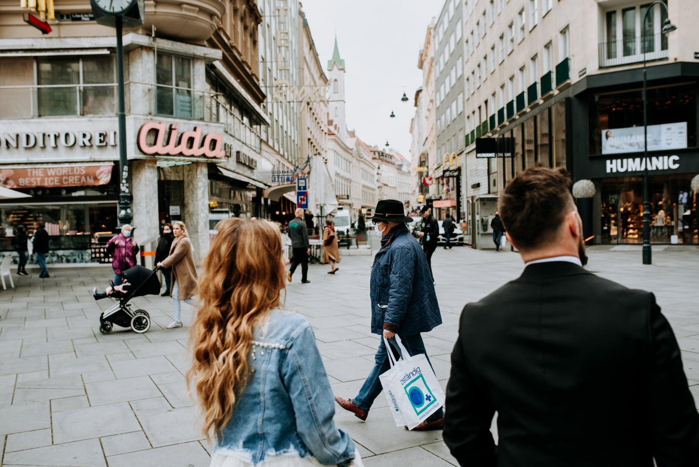 Sesja Ślubna w Wiedniu - Ania i Tomek 3