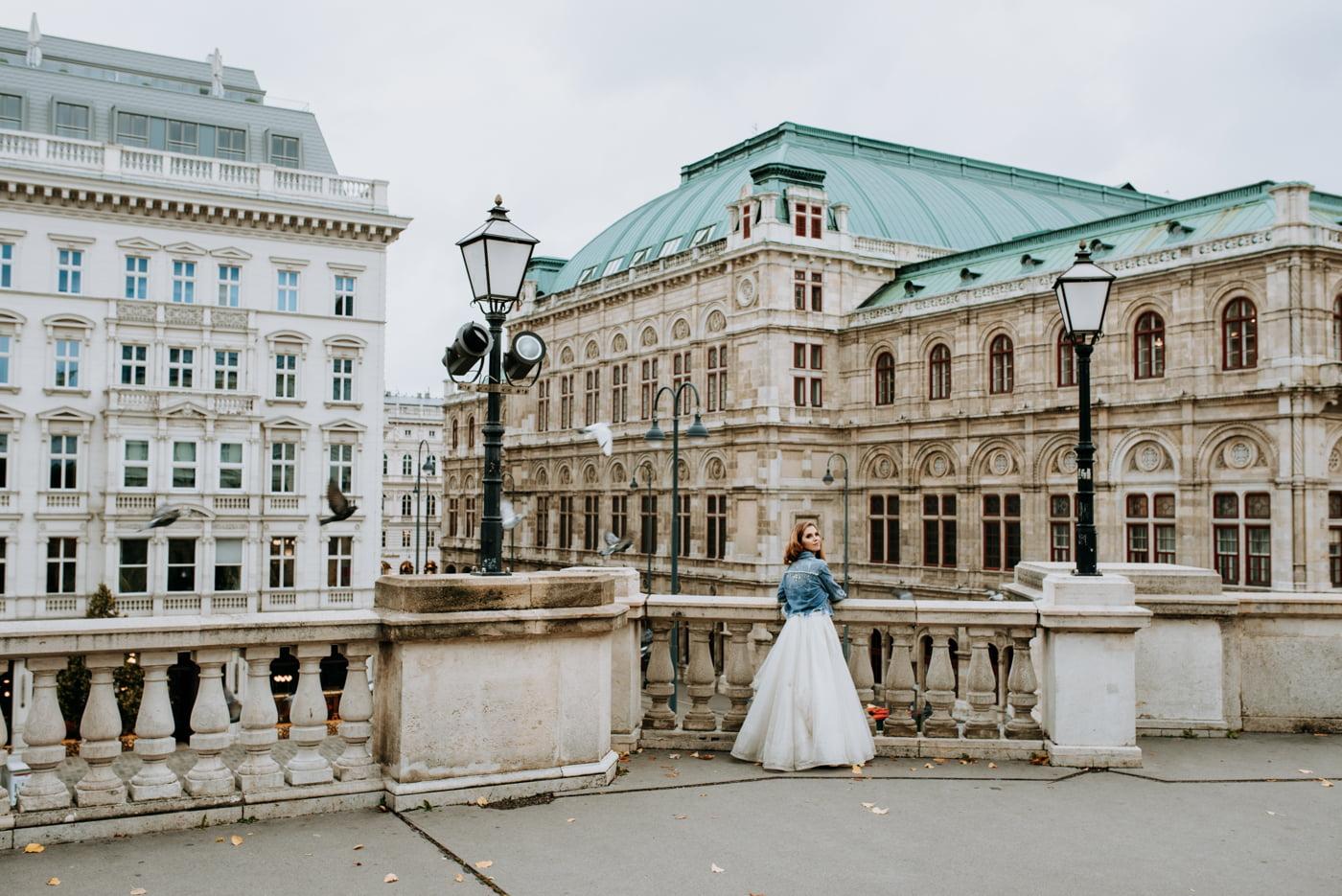Sesja Ślubna w Wiedniu - Ania i Tomek 12