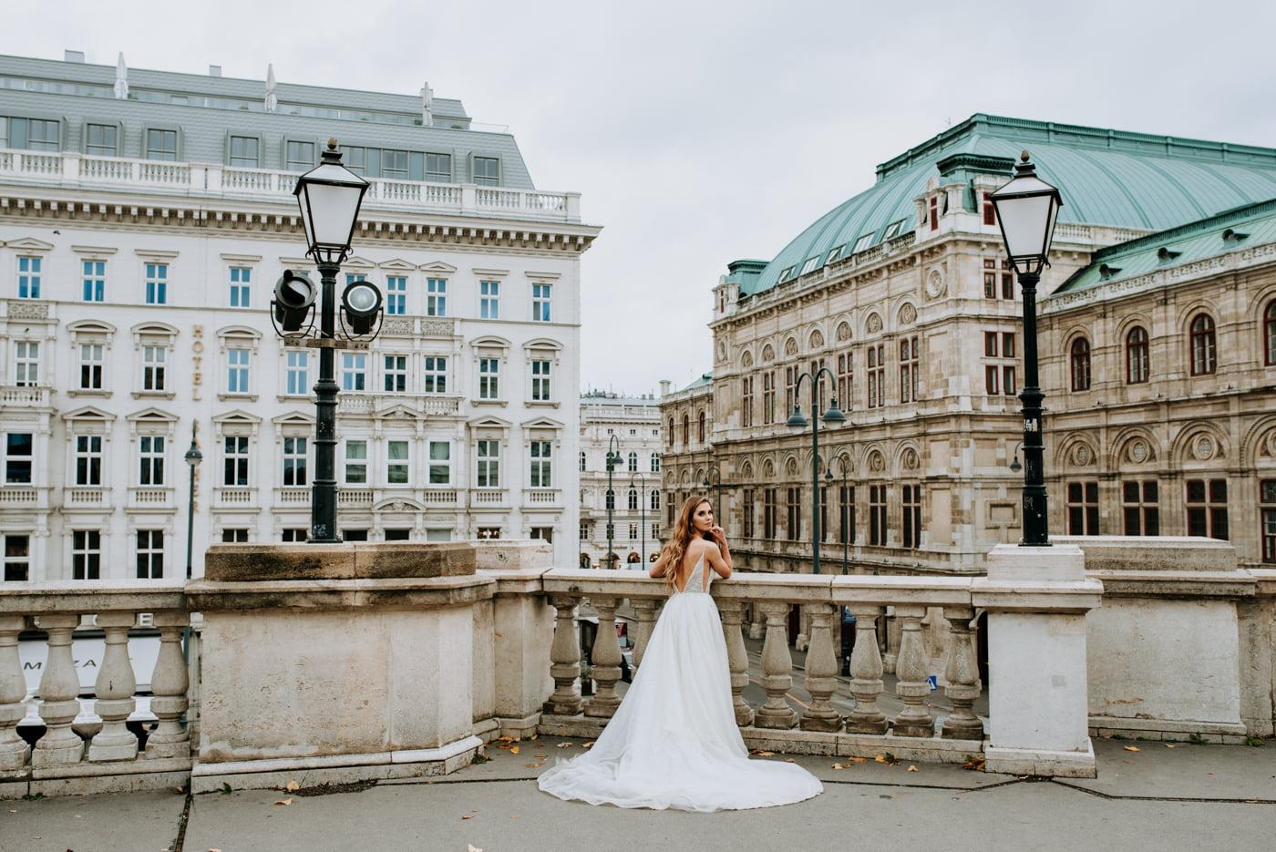 Sesja Ślubna w Wiedniu - Ania i Tomek 16
