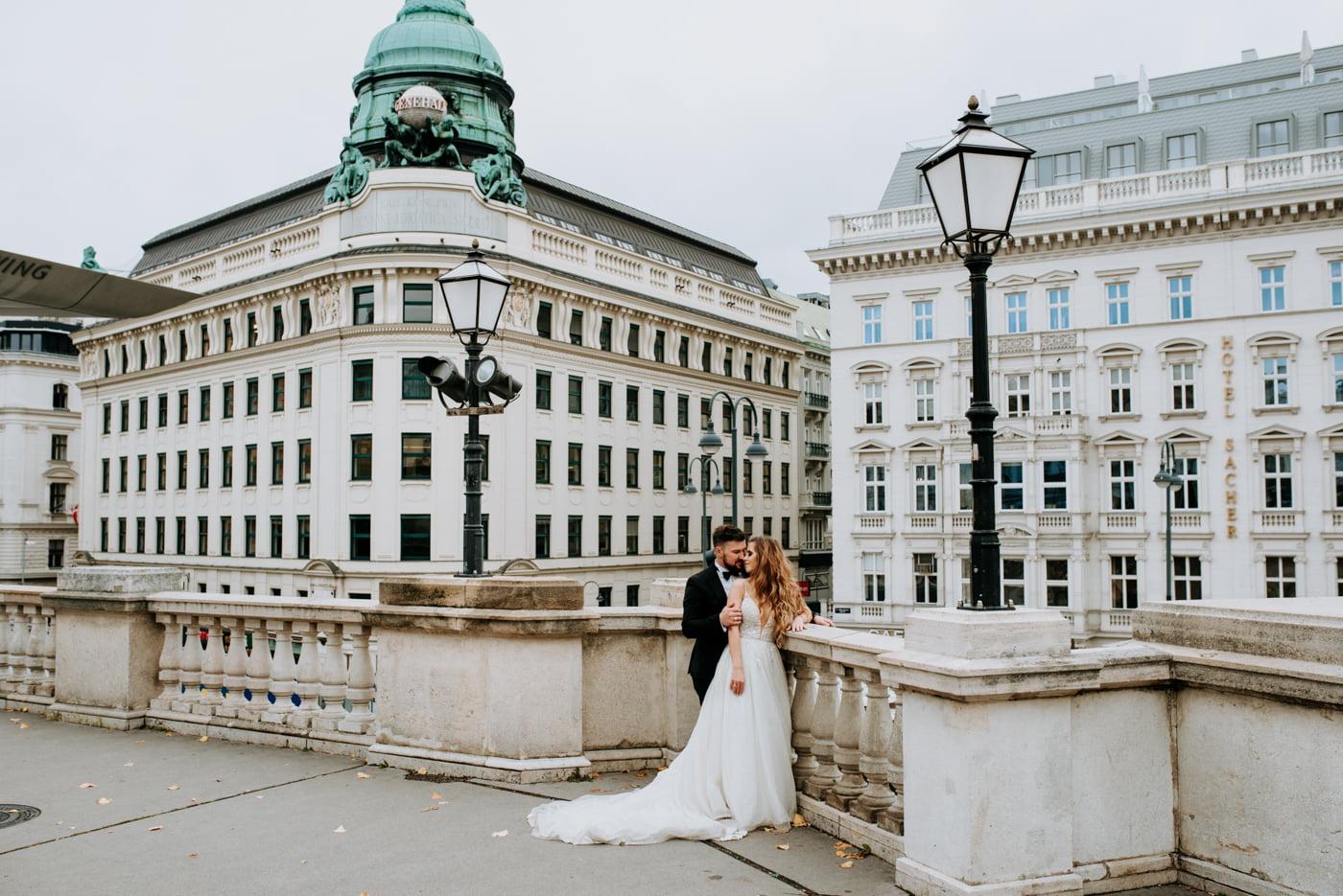 Sesja Ślubna w Wiedniu - Ania i Tomek 14