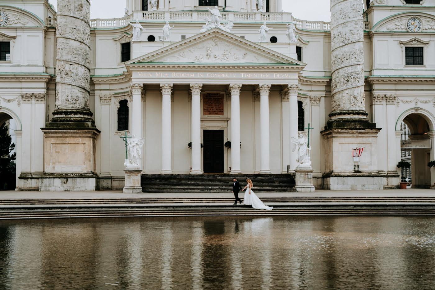 Sesja Ślubna w Wiedniu - Ania i Tomek 31
