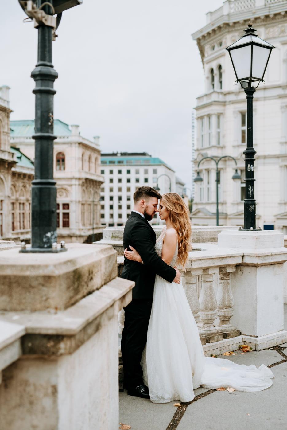 Sesja Ślubna w Wiedniu - Ania i Tomek 15