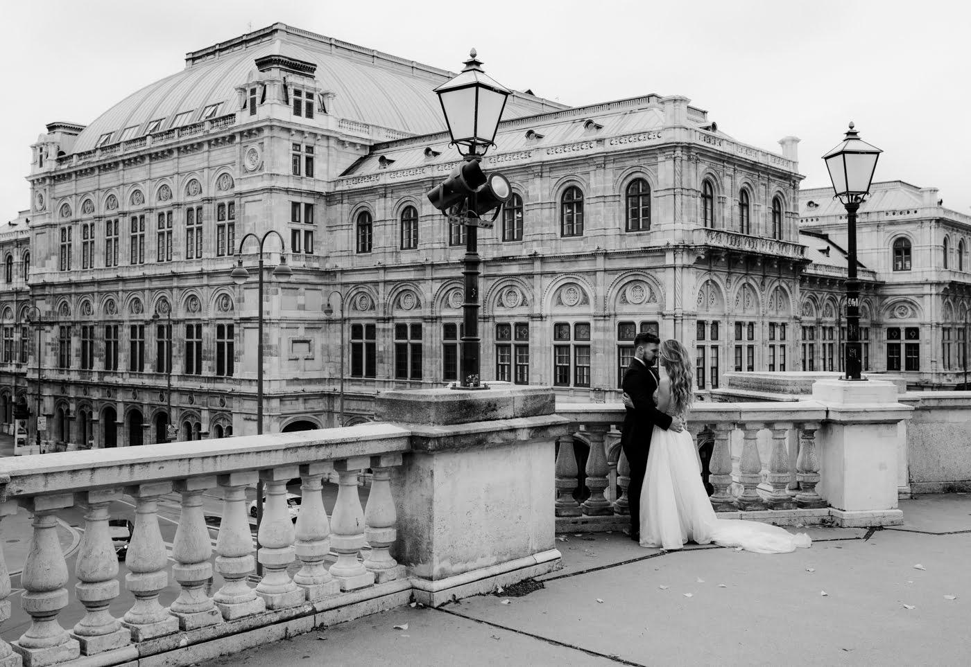 Sesja Ślubna w Wiedniu - Ania i Tomek 11