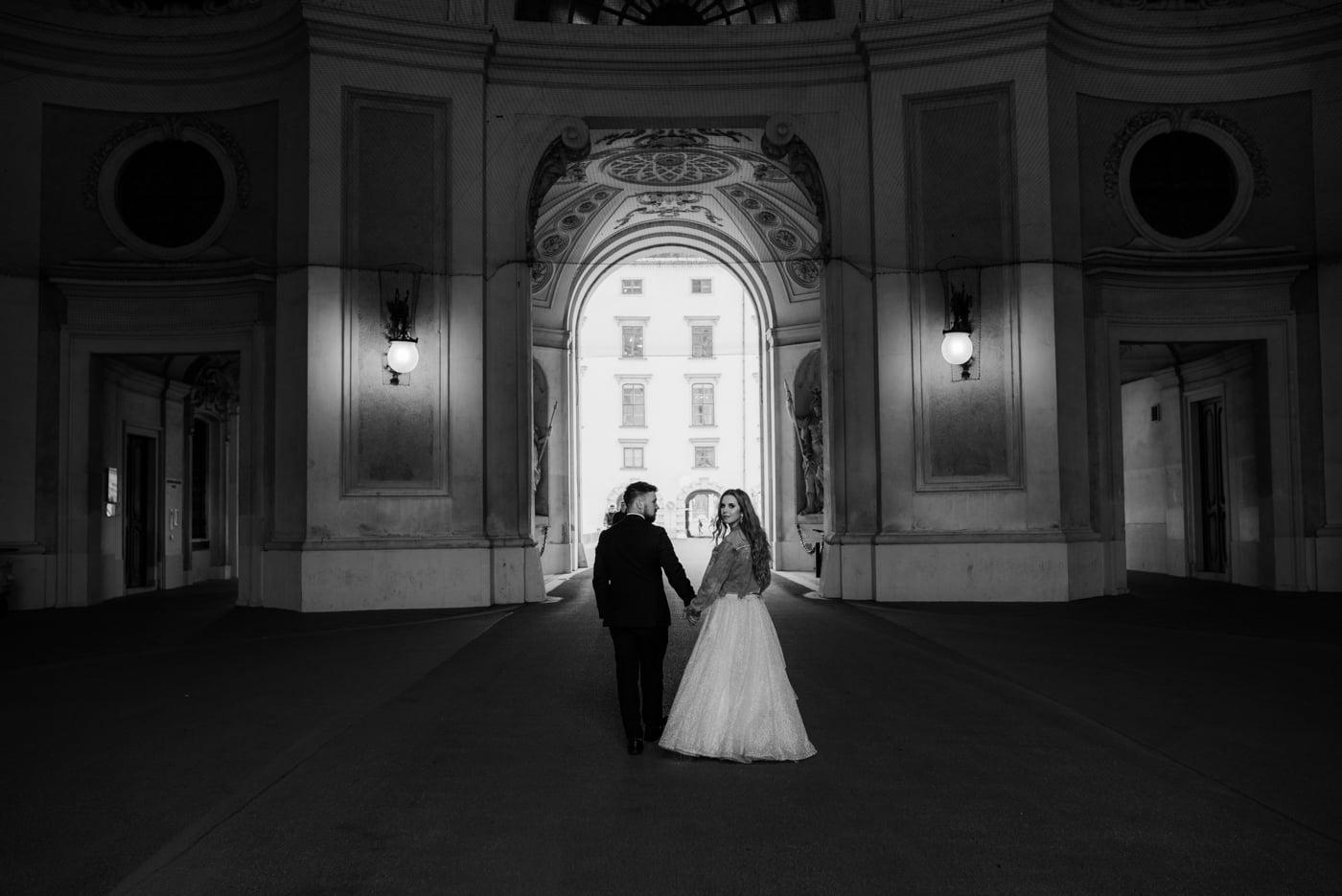 Sesja Ślubna w Wiedniu - Ania i Tomek 7