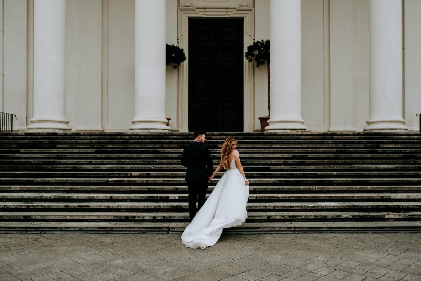 Sesja Ślubna w Wiedniu - Ania i Tomek 29