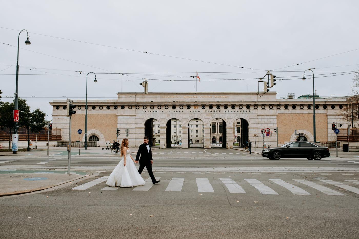 Sesja Ślubna w Wiedniu - Ania i Tomek 26
