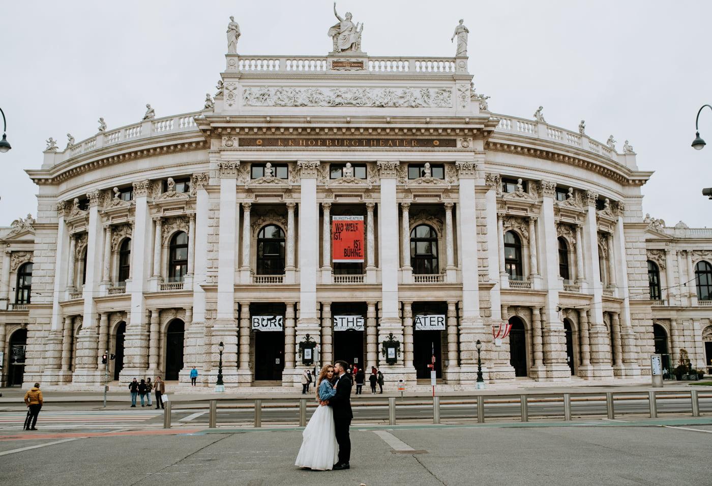 Sesja Ślubna w Wiedniu - Ania i Tomek 6