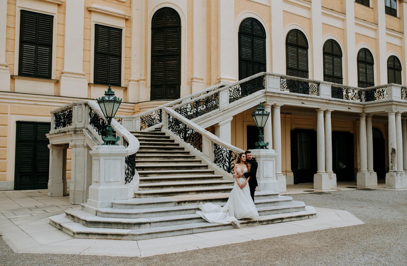 Sesja Ślubna w Wiedniu - Ania i Tomek 33