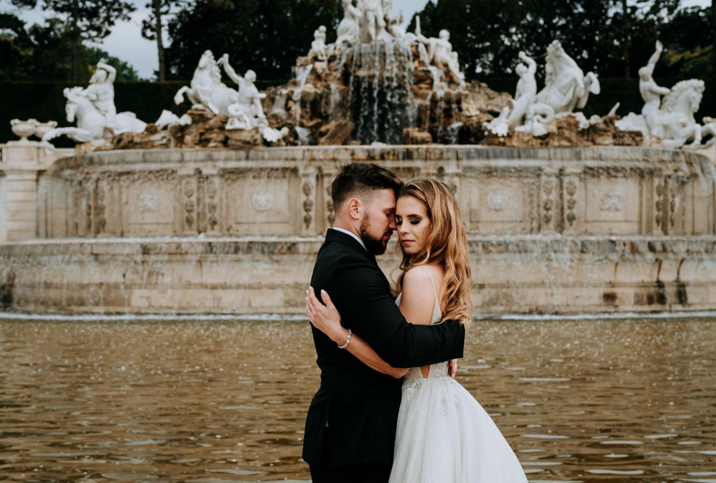 Sesja Ślubna w Wiedniu - Ania i Tomek 35