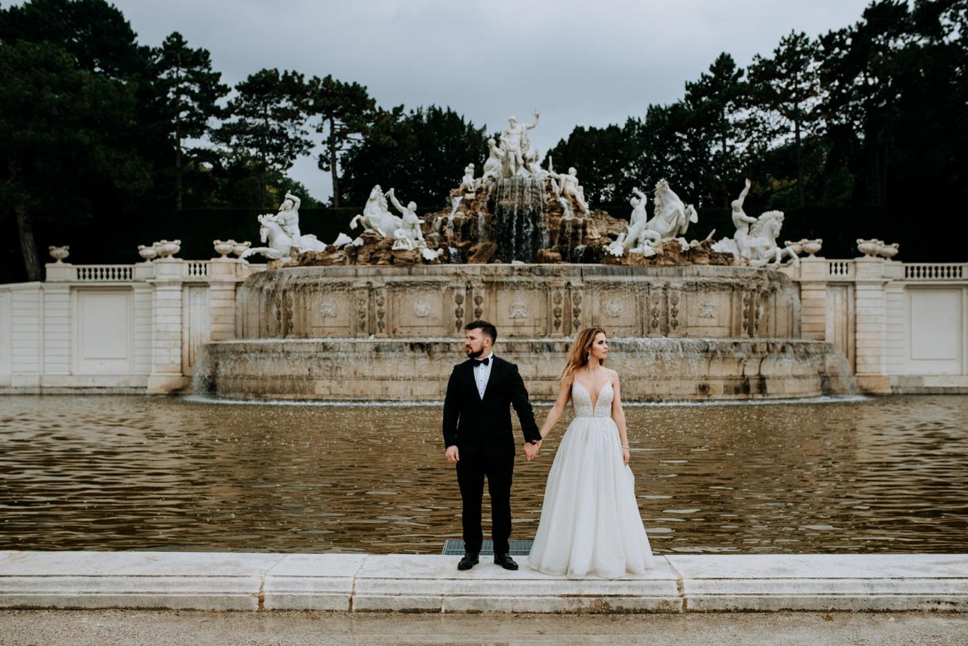 Sesja Ślubna w Wiedniu - Ania i Tomek 36