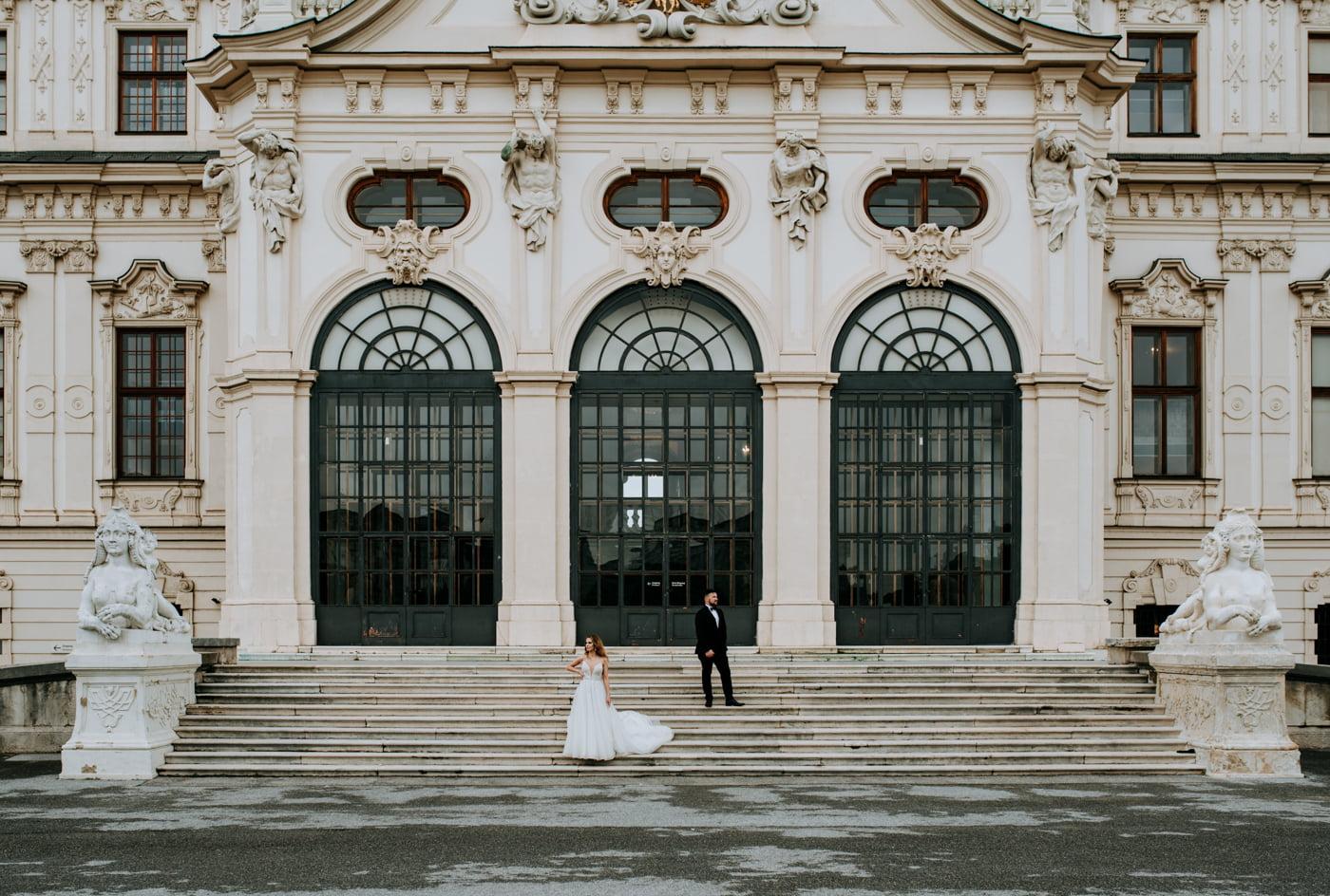 Sesja Ślubna w Wiedniu - Ania i Tomek 25