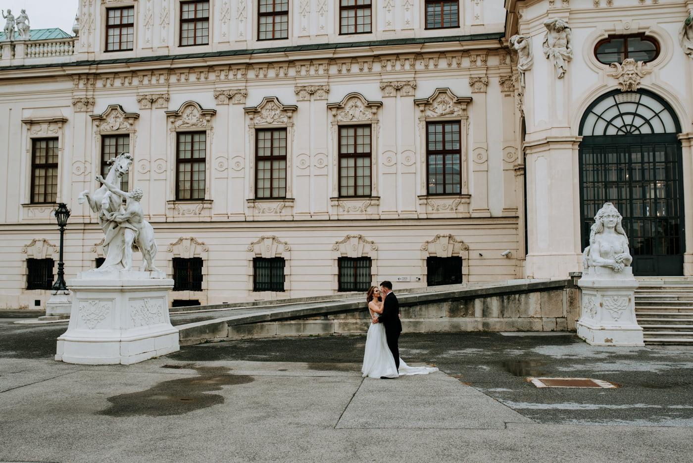 Sesja Ślubna w Wiedniu - Ania i Tomek 24