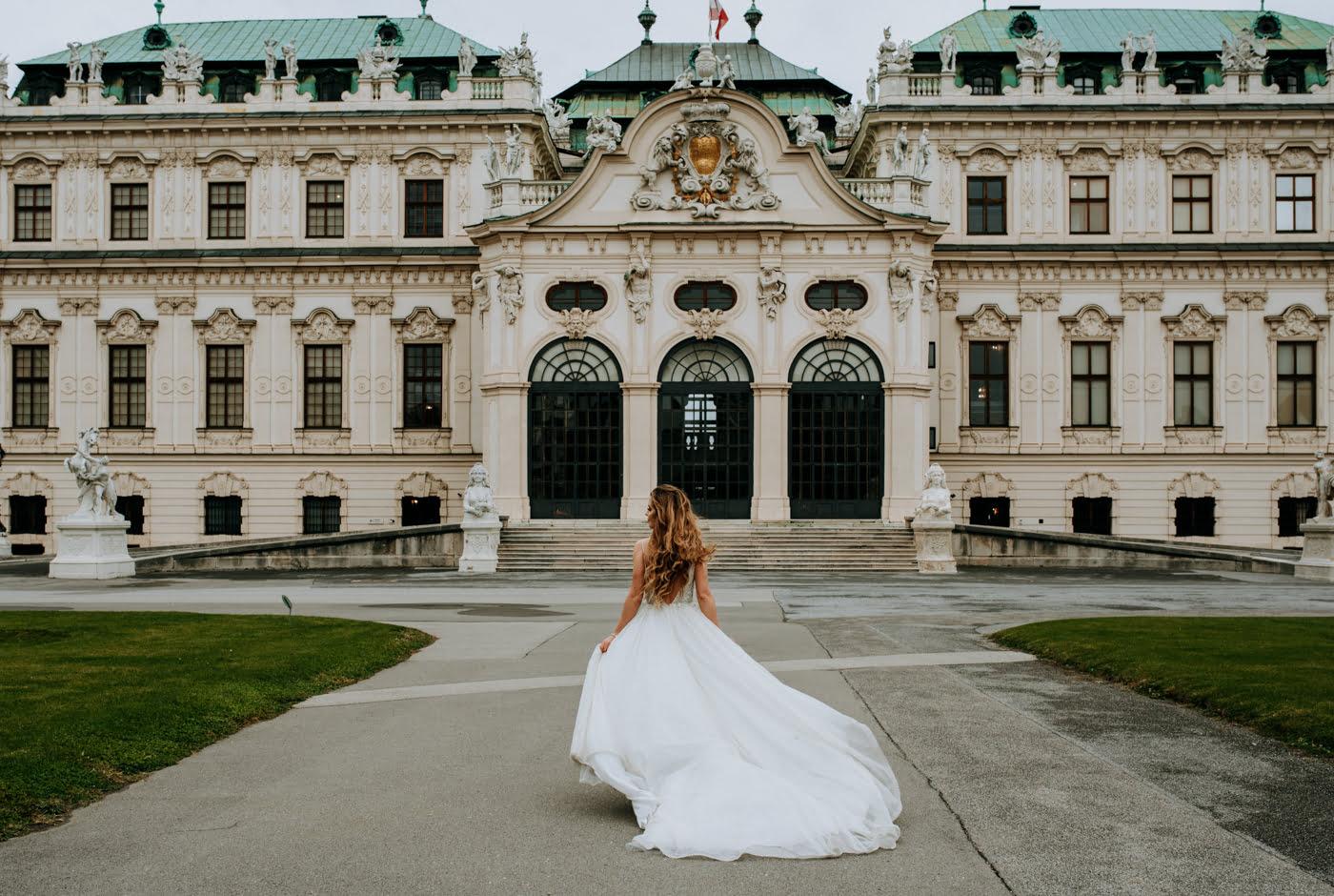 Sesja Ślubna w Wiedniu - Ania i Tomek 23