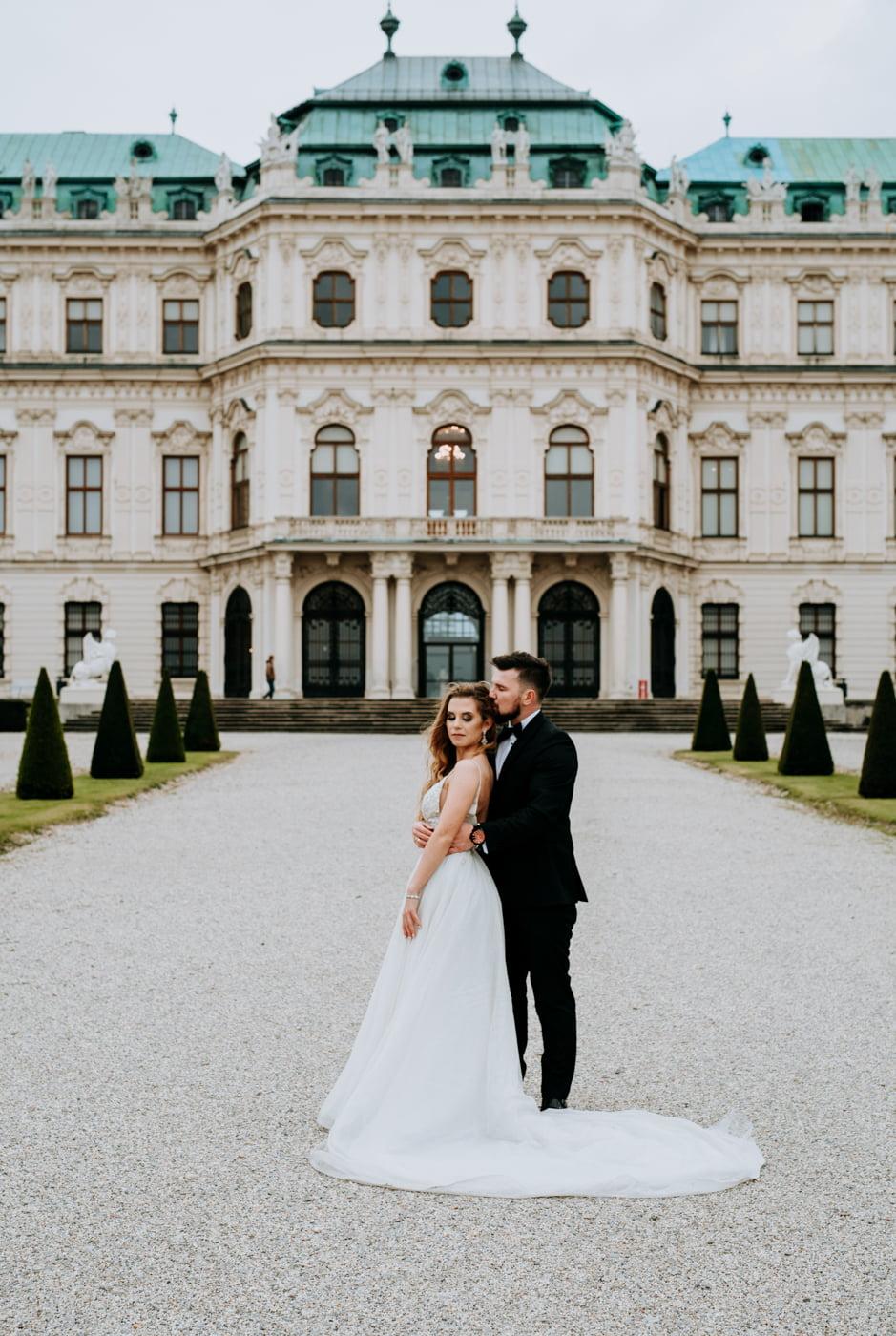 Sesja Ślubna w Wiedniu - Ania i Tomek 17