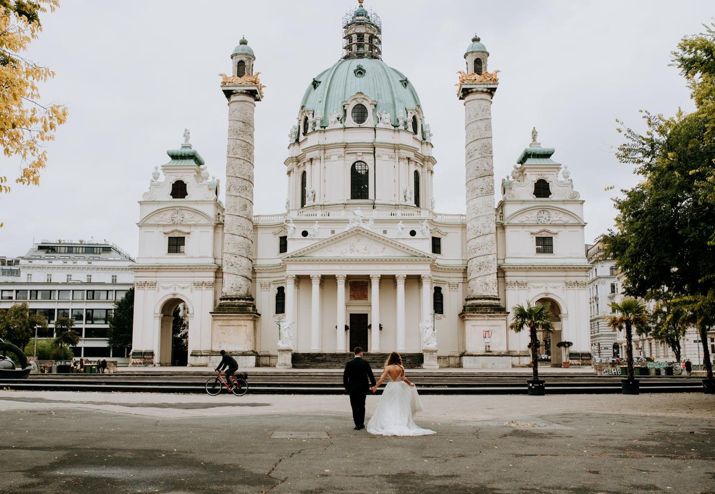 Sesja Ślubna w Wiedniu - Ania i Tomek 28