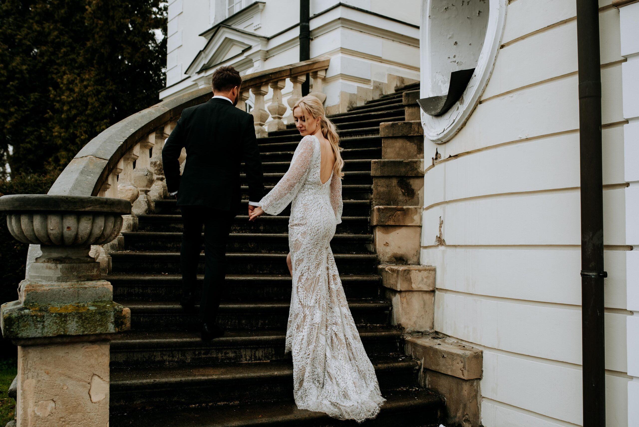 Sesja ślubna w Pałacu- Angelika i Kamil 28