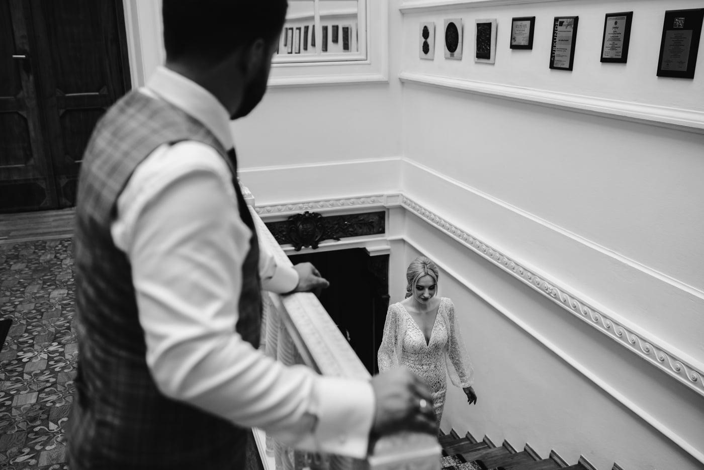 Sesja ślubna w Pałacu- Angelika i Kamil 11
