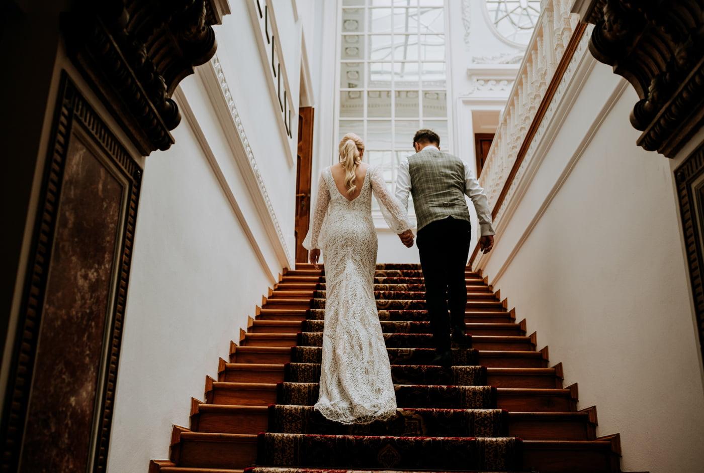 Sesja ślubna w Pałacu- Angelika i Kamil 2