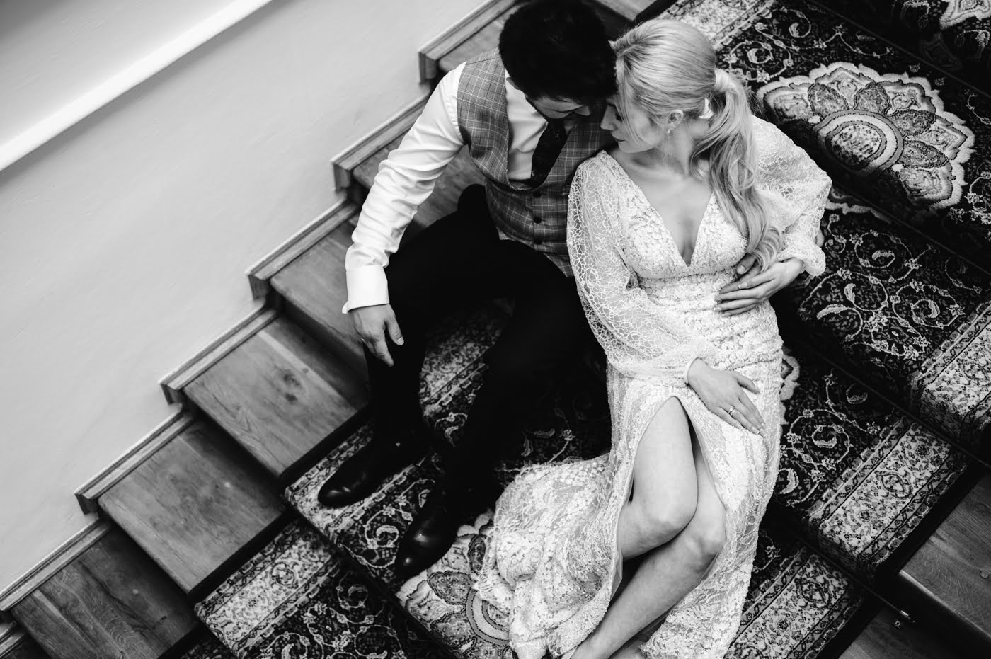 Sesja ślubna w Pałacu- Angelika i Kamil 12