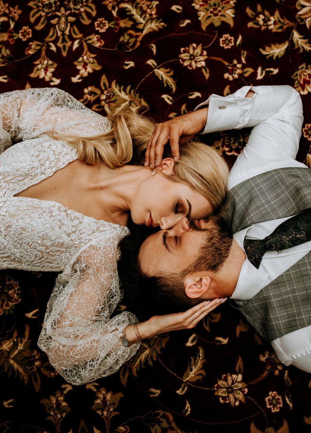 Sesja ślubna w Pałacu- Angelika i Kamil 18