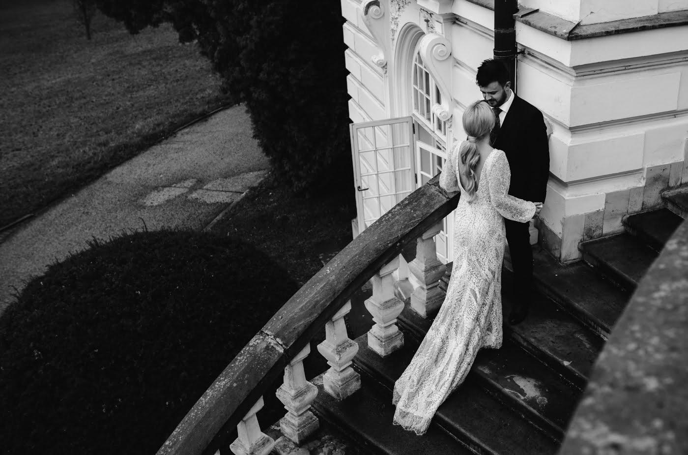 Sesja ślubna w Pałacu- Angelika i Kamil 30