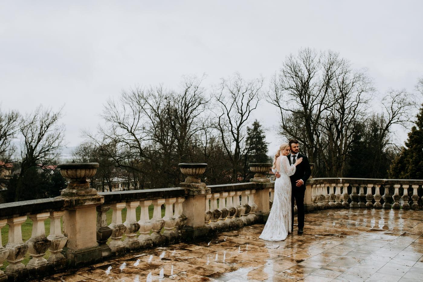 Sesja ślubna w Pałacu- Angelika i Kamil 25