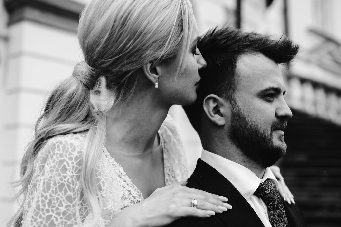 Sesja ślubna w Pałacu- Angelika i Kamil 24