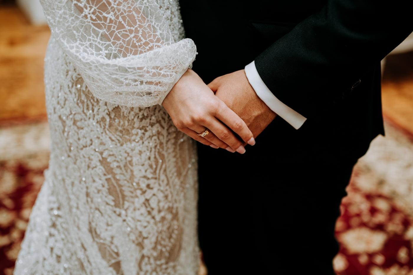 Sesja ślubna w Pałacu- Angelika i Kamil 8