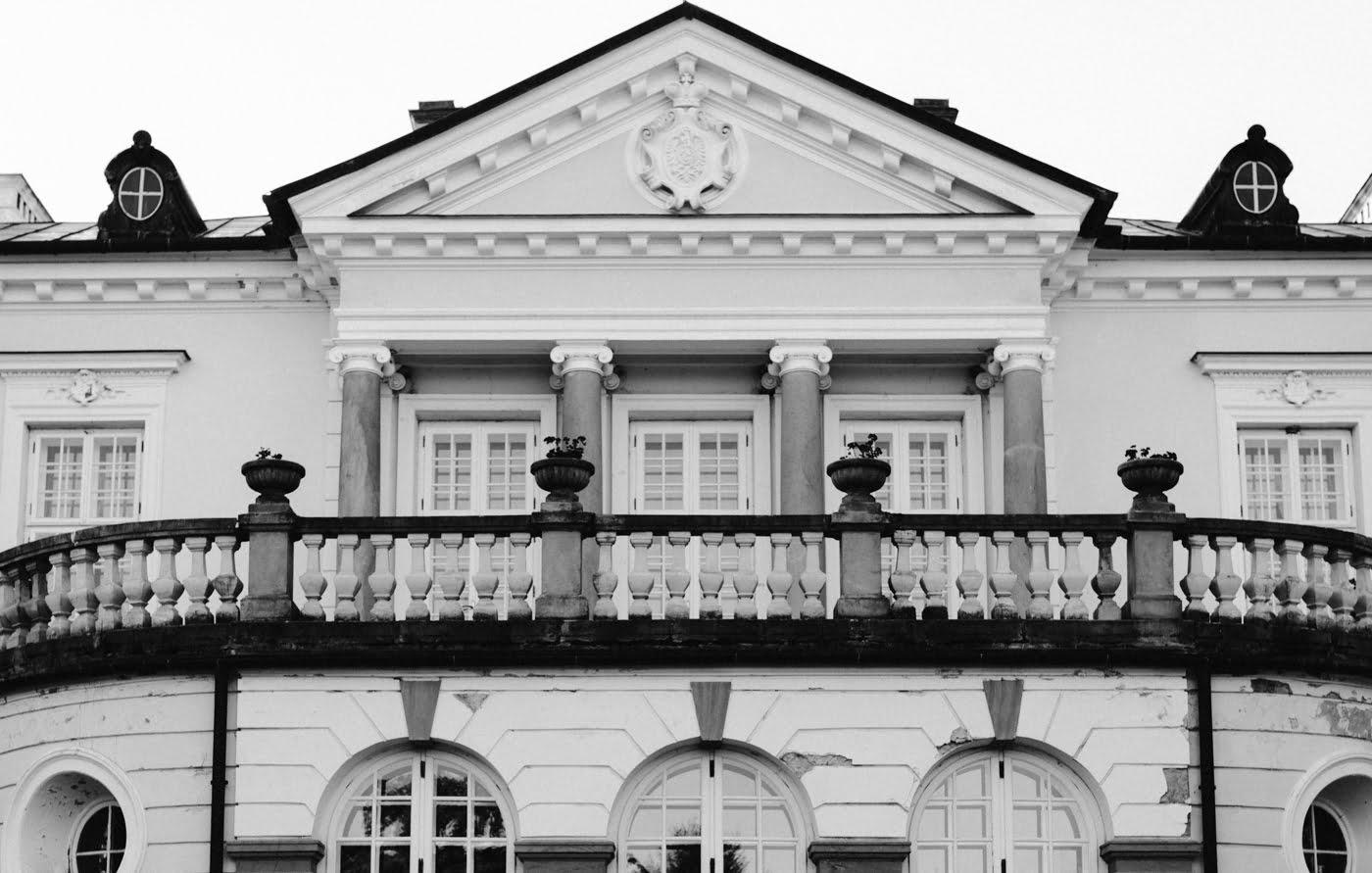 Sesja ślubna w Pałacu- Angelika i Kamil 1
