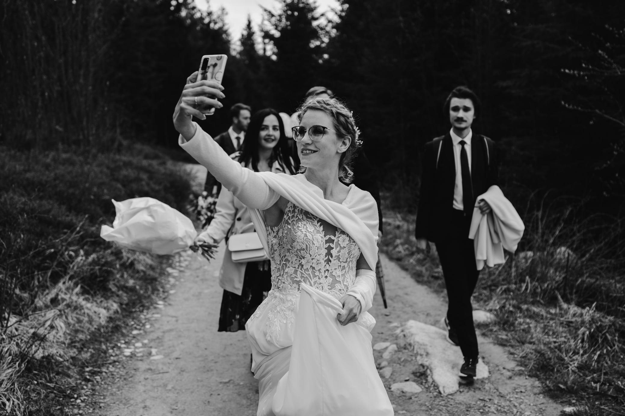 Martyna i Paweł – ślub na Rusinowej Polanie 40