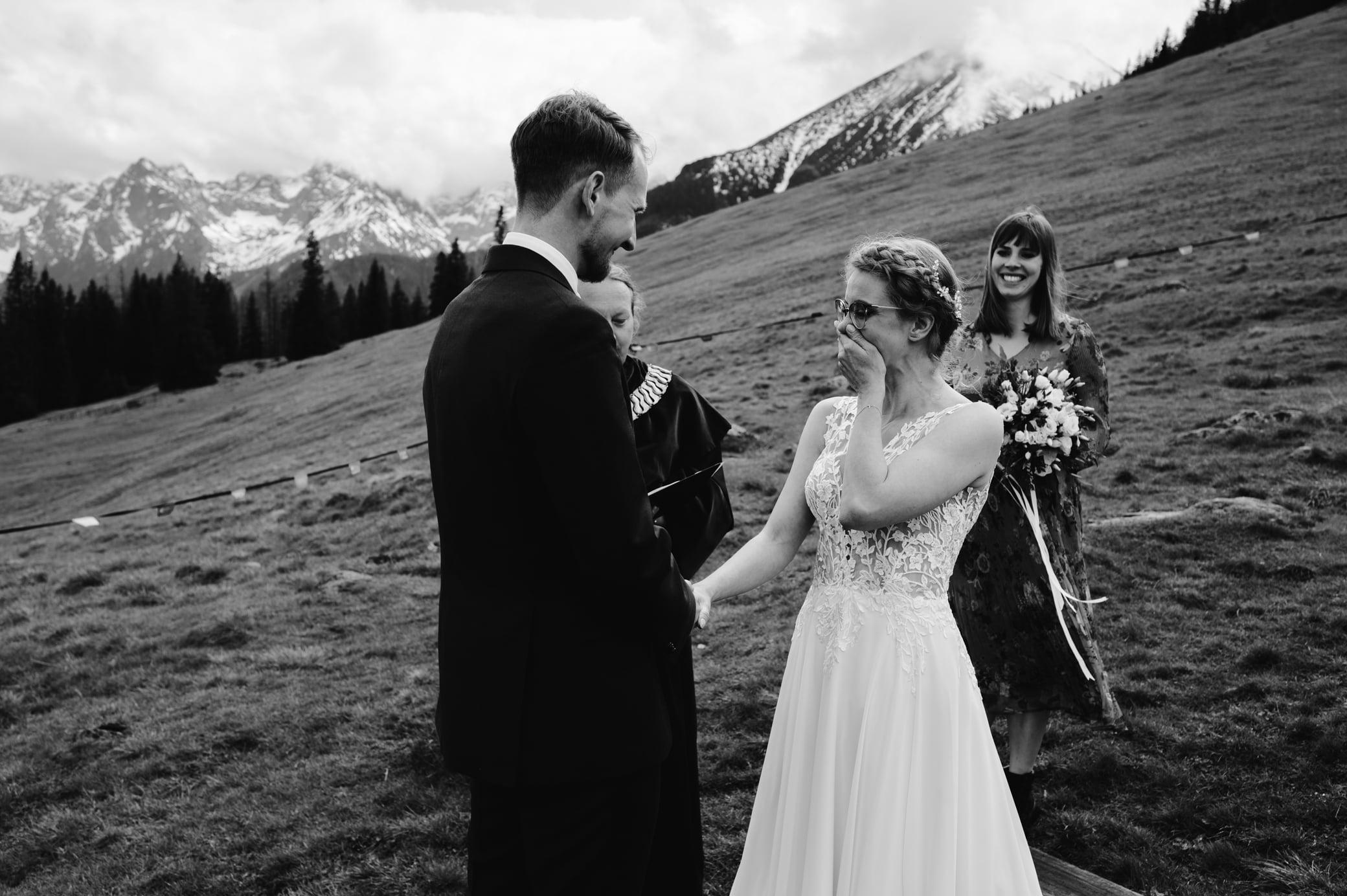 Martyna i Paweł – ślub na Rusinowej Polanie 56
