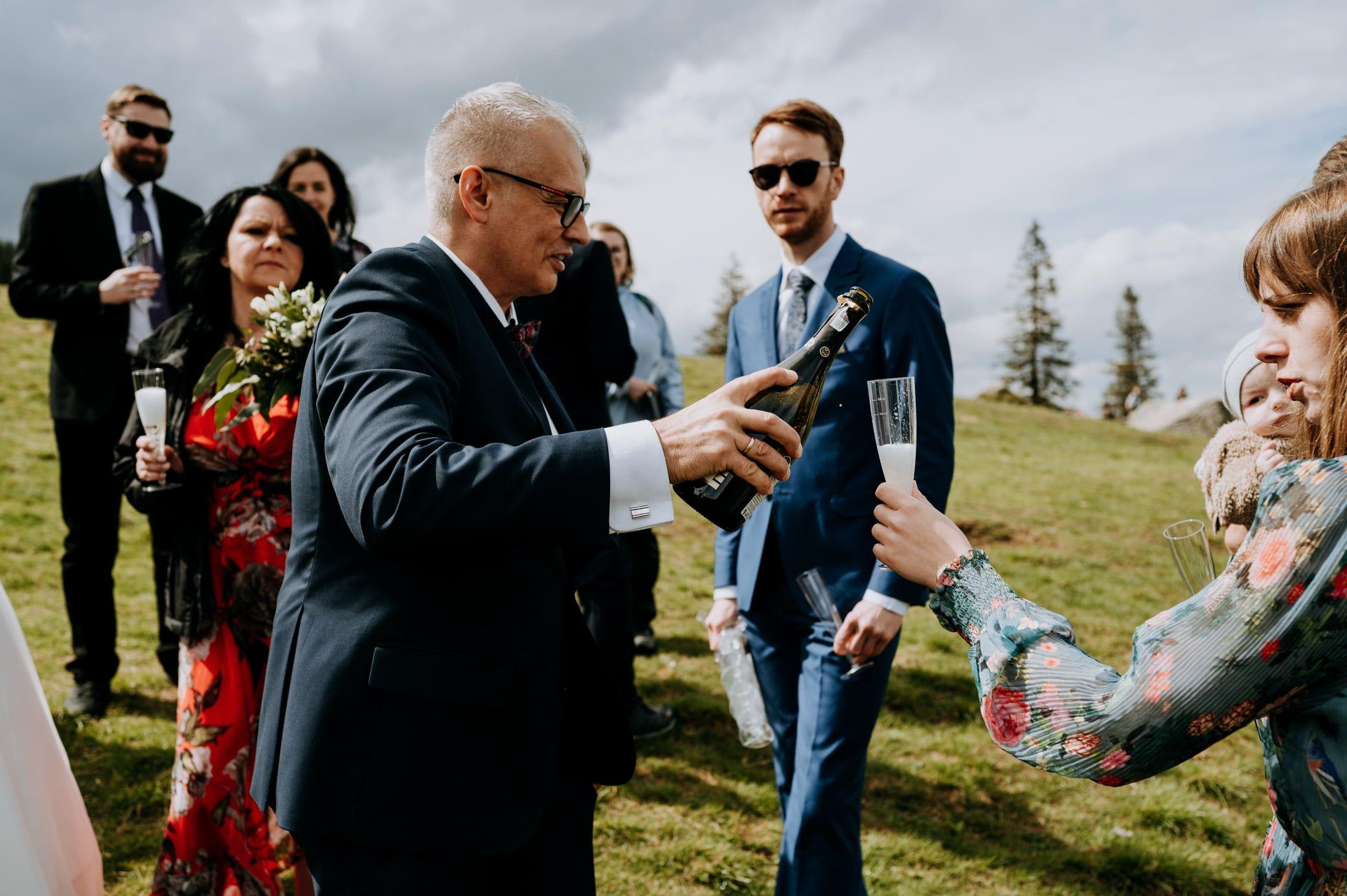 Martyna i Paweł – ślub na Rusinowej Polanie 71