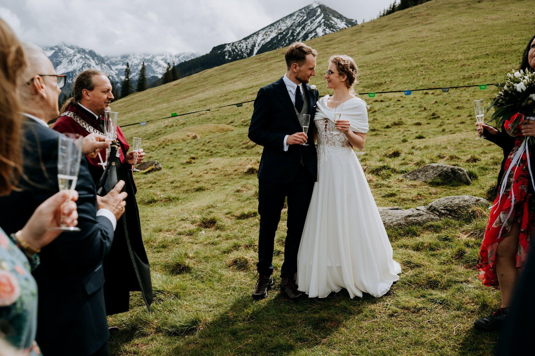 Martyna i Paweł – ślub na Rusinowej Polanie 74