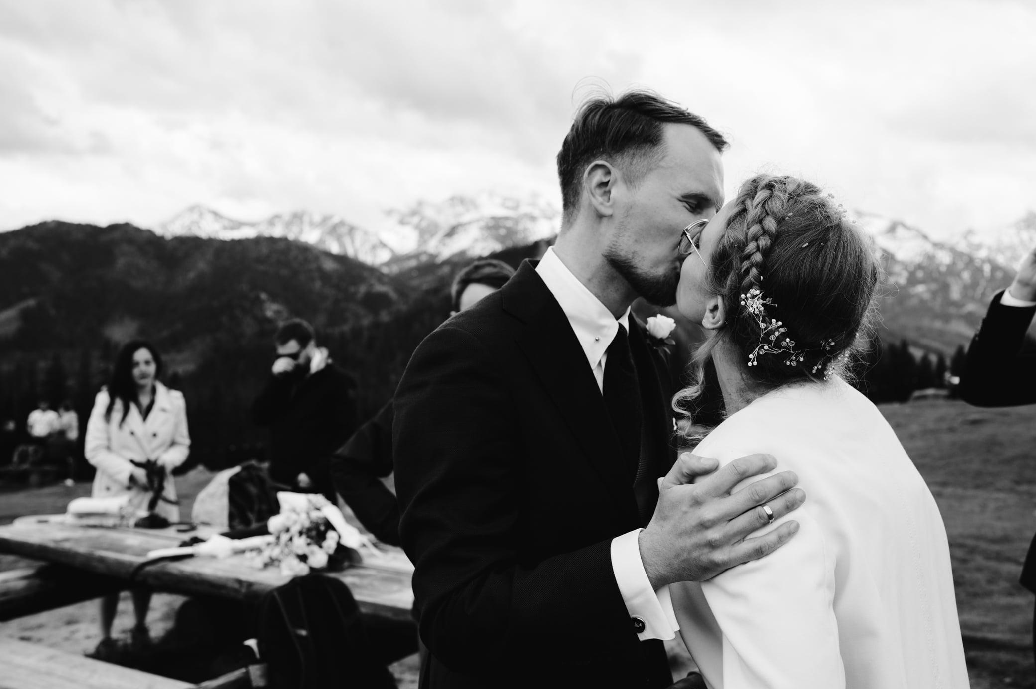 Martyna i Paweł – ślub na Rusinowej Polanie 78